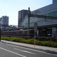 JR清水駅東広場より