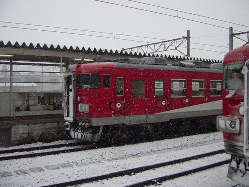 会津若松駅ホーム