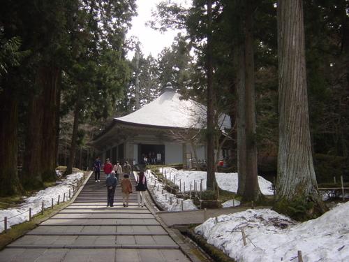 中尊寺(岩手県平泉)