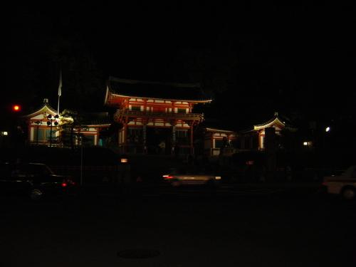 八坂神社(京都市)