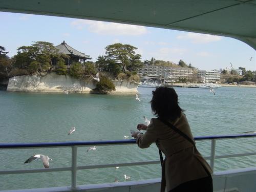 五大堂と松島巡り