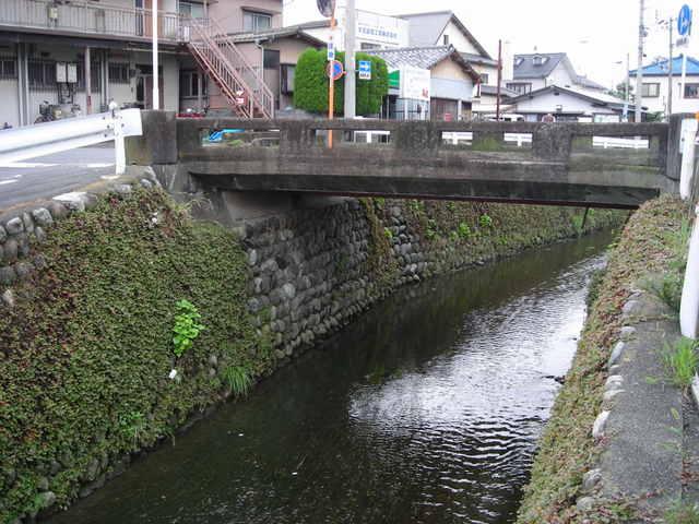 浄念川(清水区村松原、北矢部)